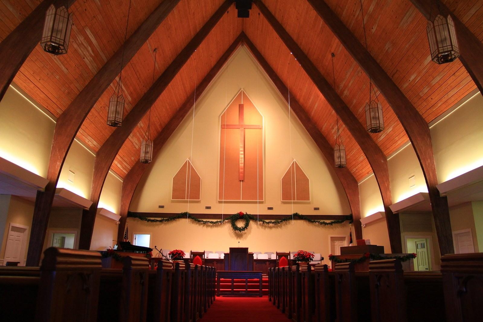 Lakeland Presbyterian Sanctuary