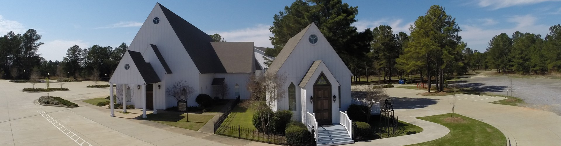 Lakeland Presbyterian sanctuary and chapel
