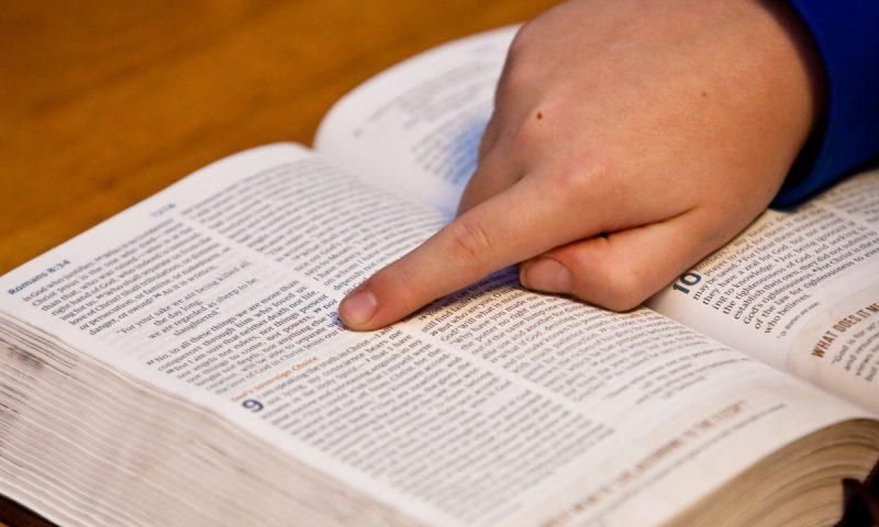 Children's Catechism Practice